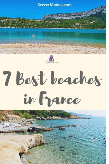 7 Best beaches in France