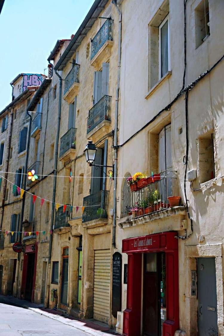 Street in Montpellier - Visit Occitanie