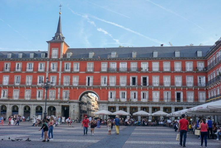 Plaza Mayor - Weekend breaks in Madrid