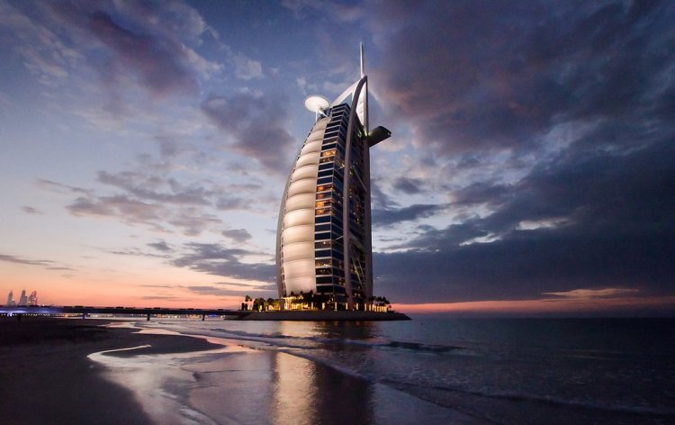 Burj Al Arab _ One day in Dubai, things to do