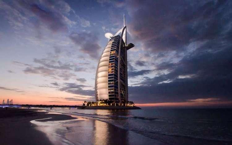 Burj Al Arab _ One day in Dubai, things to do