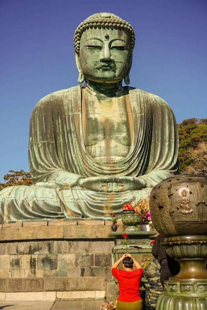 the Great Buddha of Kamakura - Kamakura day trip