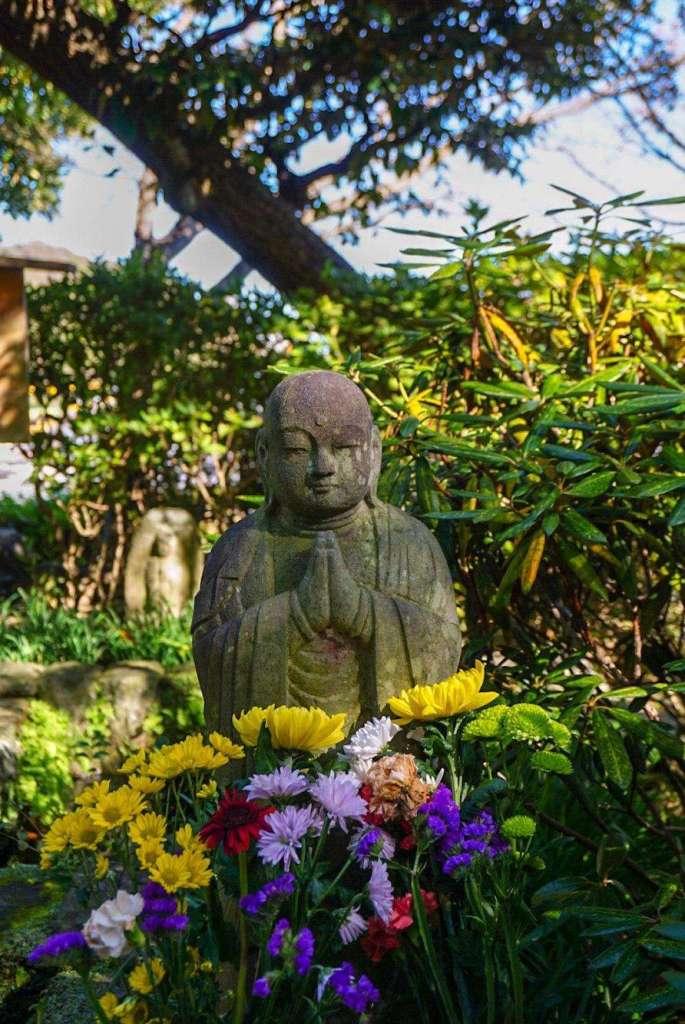 Statue of Jizo Bodhisattva  - Kamakura day trip