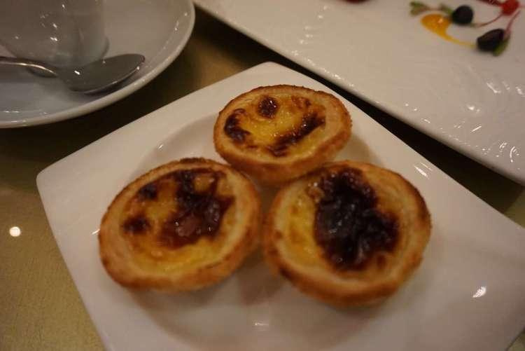 Pasteis de nata - 3 days in Lisbon