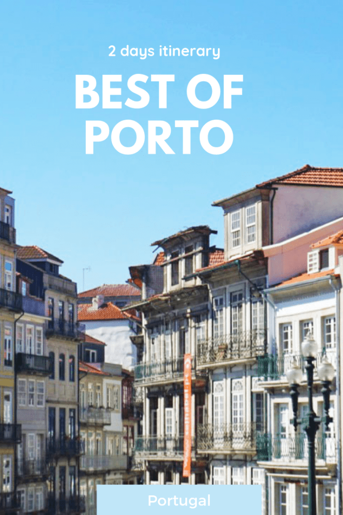 Best of Porto. Looking for the perfect itinerary for your next city break? Here's a guide to 48-hour in Porto covering all things from the best things to do & see and do, where to stay etc...#porto #portugal #travel