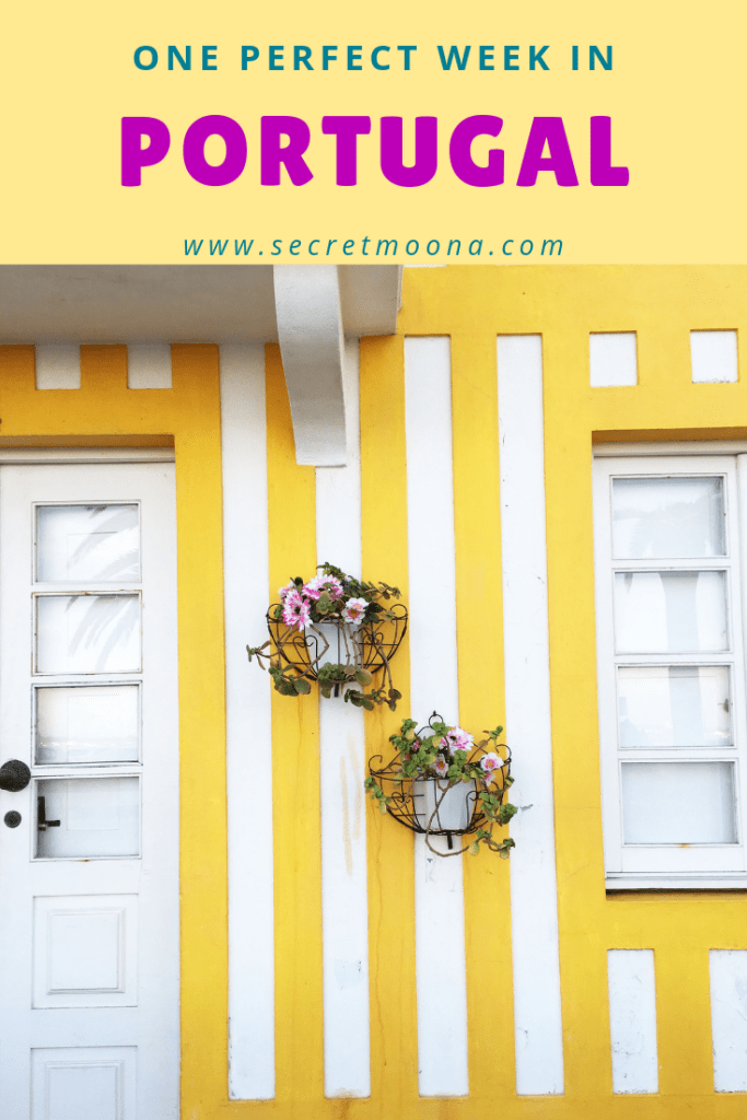 Planning a trip to Portugal? Here's the ultimate Portugal travel itinerary. Explore beautiful cities in Portugal from Lisbon to Porto, and Central Portugal (Aveiro and Coimbra). Here's what you need to know for your holiday  #Portugal #Porto #Lisbon #Coimbra #Aveiro