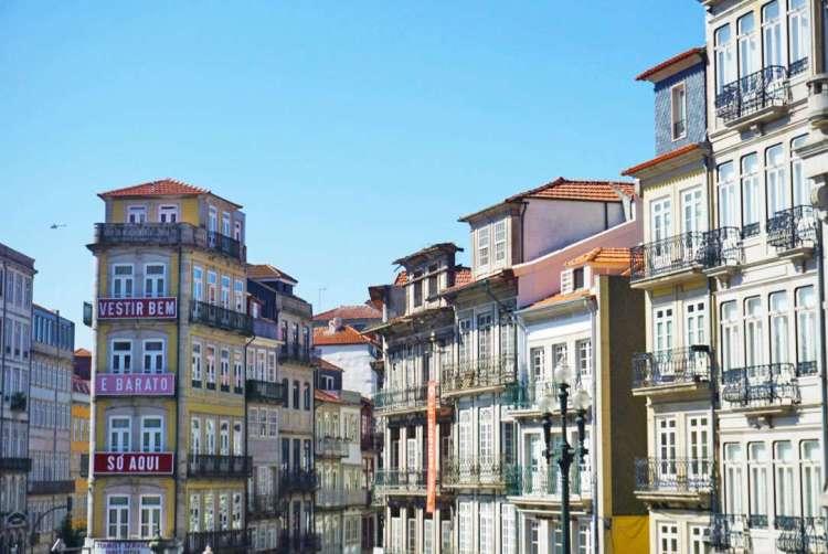 Porto's architecture - 2 days in Porto