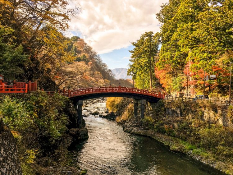 Shinkyo Bridge, Nikko - planning a trip to Japan for the first time
