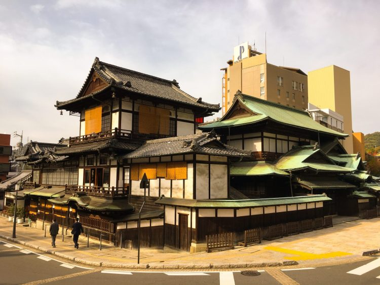 Dogo Onsen - planning a trip to Japan for the first time