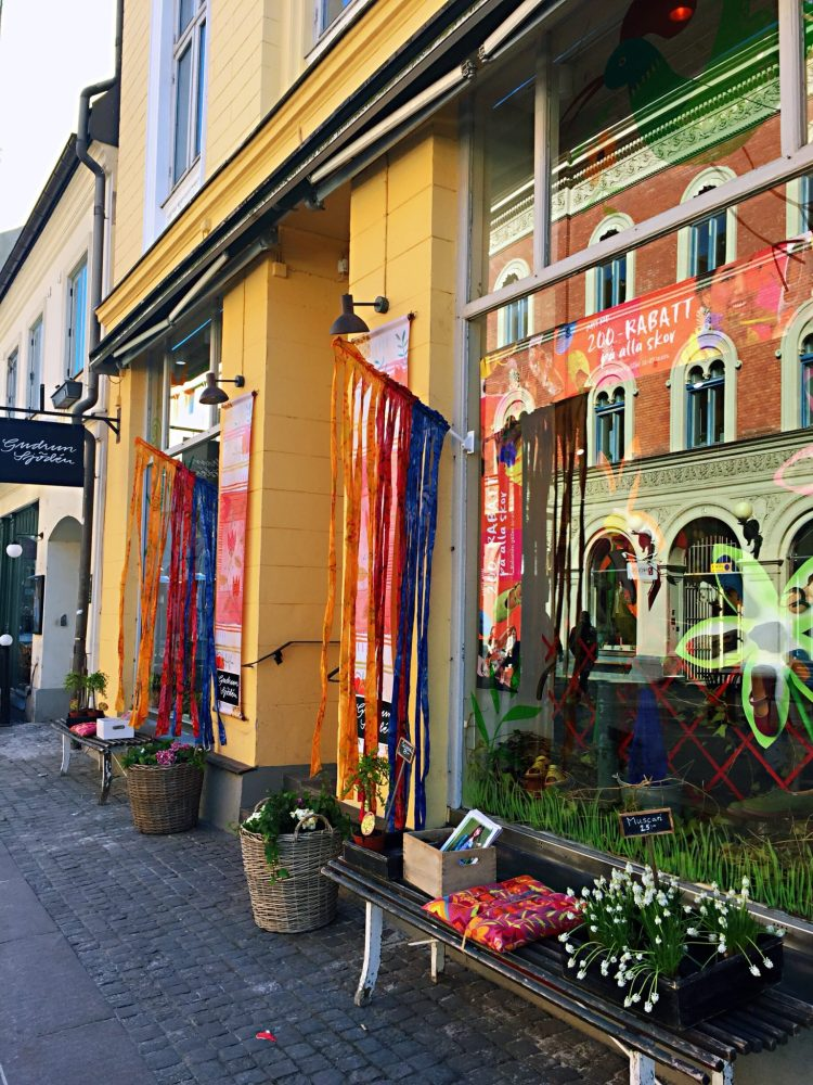 Charming shop in Lilla Torg - Things to do in Malmö day trip