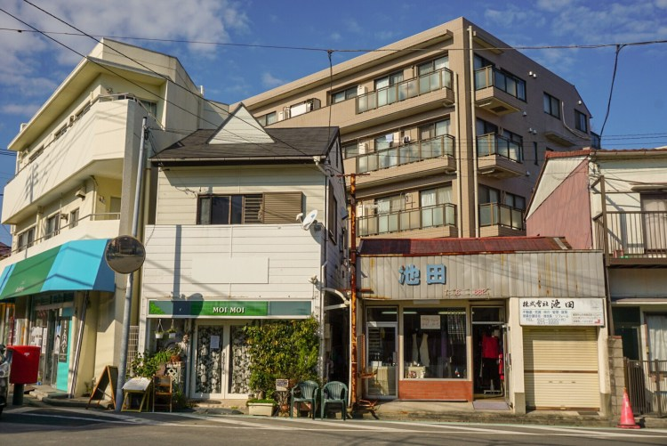 Old Yokohama houses - Things to do in Yokohama