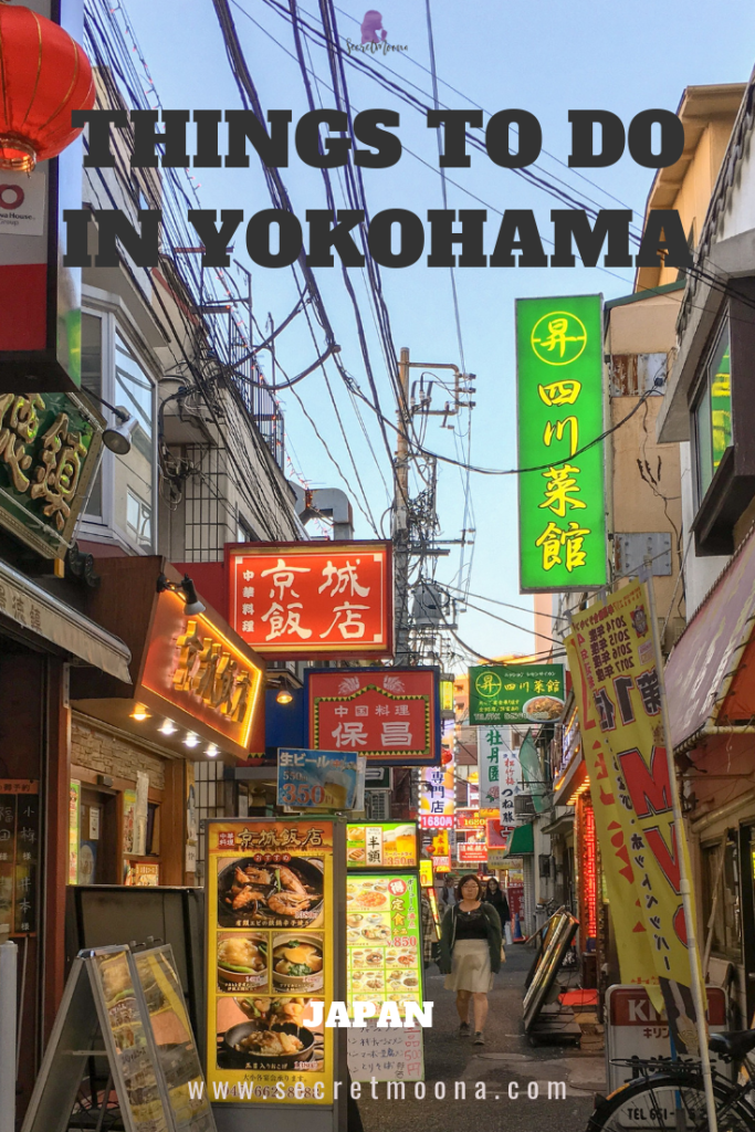 Things to do in Yokohama - As Japan's second largest city, Yokohama is a perfect day trip option with lots of things to do. Venture into the port city, home to the largest Chinatown, beautiful gardens, ramen museums and beautiful sunset views. #Yokohama #Japan #Kanazawa