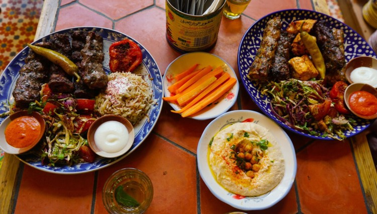 Things to do in London Bridge -  eat at Le Comptoir Libanais