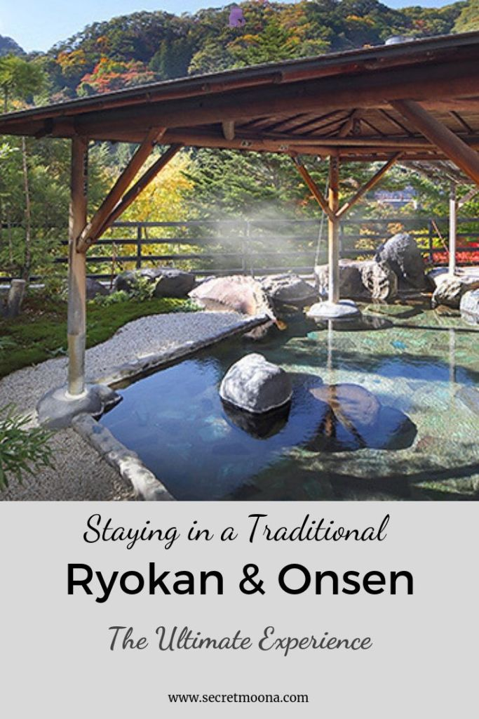Staying at a traditional Ryokan in Kinugawa Onsen: the ultimate Japanese experience