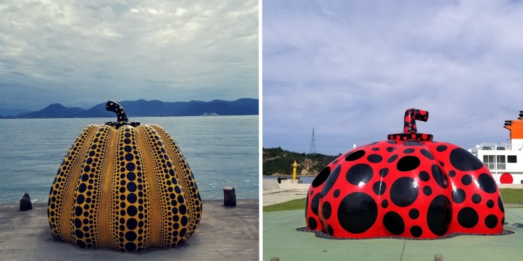 Naoshima Island - Each of the best cities to visit in Japan boasts its own vibe, unique culture and identity, from historical to arty (and everything in between), here are our selection of places to see in Japan.