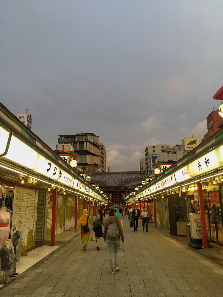 Things to do in Asakusa? Check out Nakamise Shopping Street