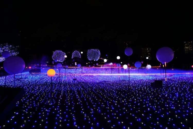 13 reasons to visit Japan in Autumn - winter illuminations