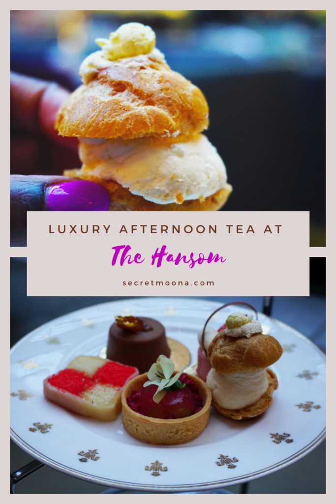 Experience a luxury afternoon tea at one of the best locations in North London. The Hansom offers delicious traditional high tea in a modern setting. #London #AfternoonTea #Thingstodo