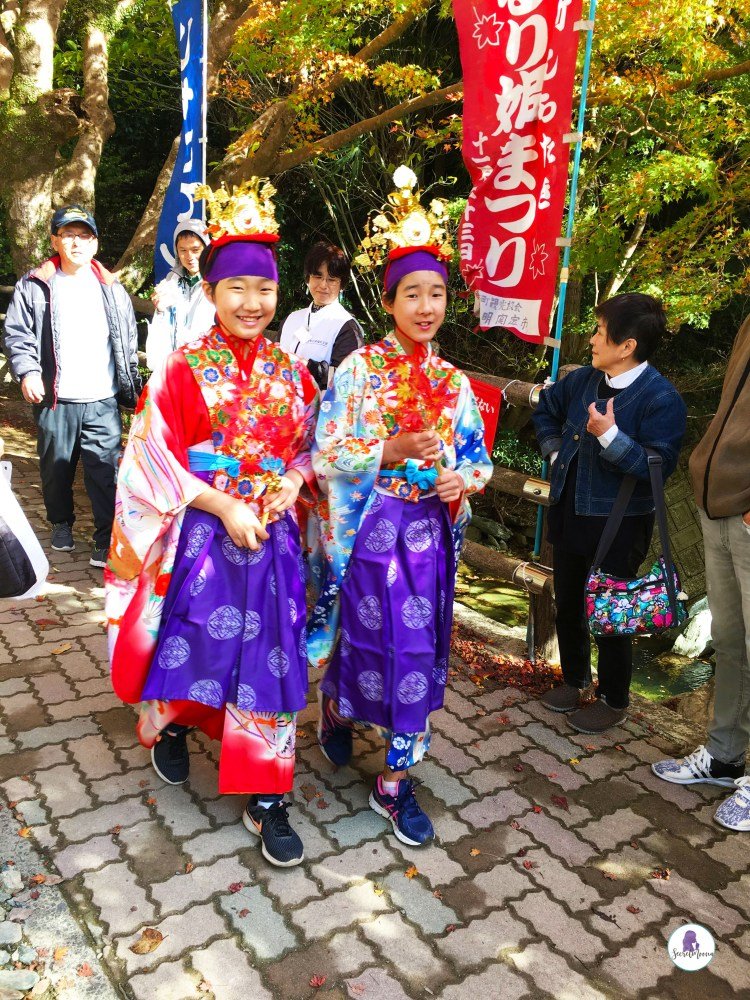 Shirataki Rurihime Festival. Take a trip down to Ozu City to discover another side of Japan. This small town located in Ehime Prefecture on Shikoku Island is a gem worth visiting.