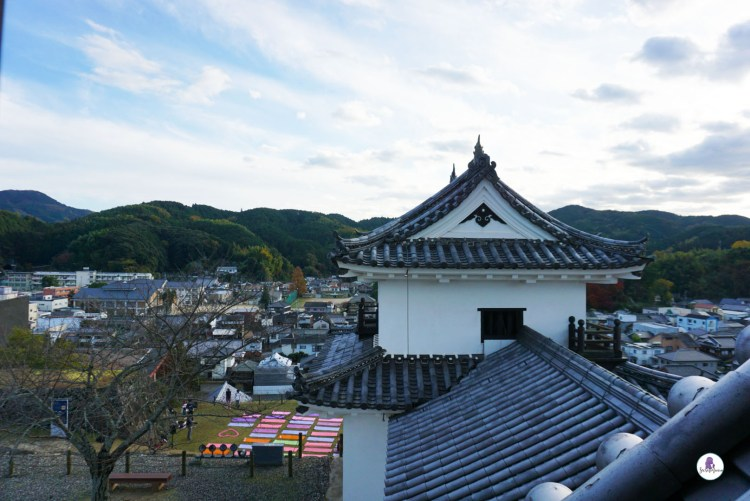 View of Ozu City - Take a trip to down to Ozu City to discover another side of Japan. This small town located in Ehime Prefecture on Shikoku Island is a gem worth visiting.