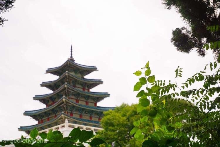 National Folk Museum of Korea - Five Grand Palaces of Seoul