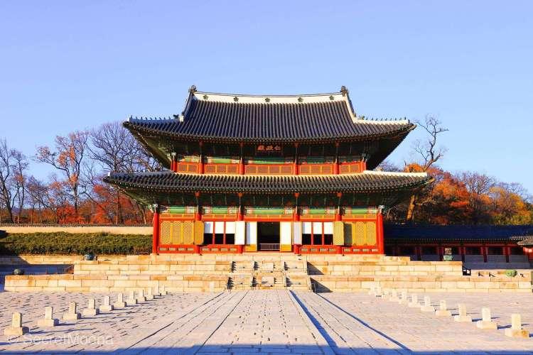 Changgyeonggung Palace - Five Grand Palaces of Seoul
