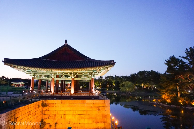 Donggung Palace, Gyeongju - South Korea itinerary