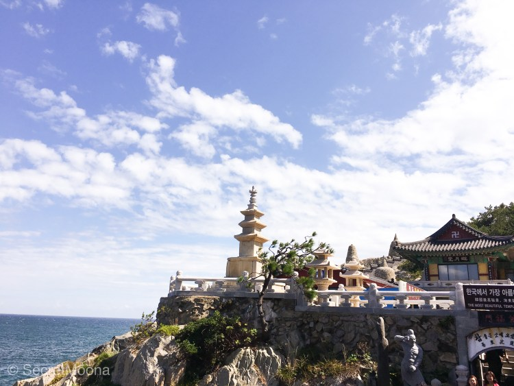 Haedong Yonggungsa temple, Busan - South Korea itinerary