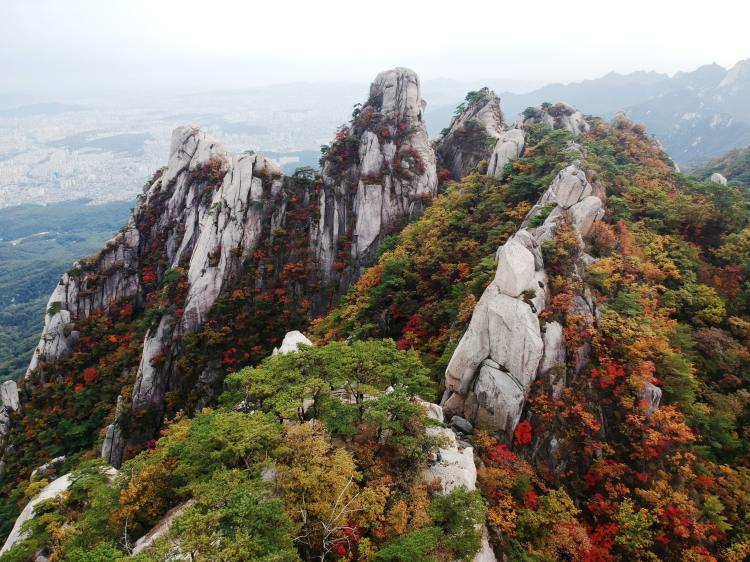 Korea bucket list - Bukhansan National Park