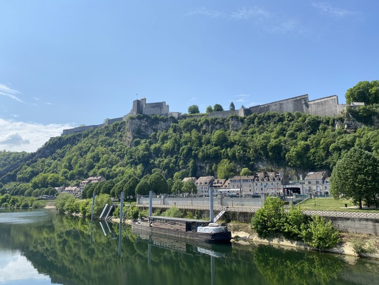 Citadel of Besancon - Guide to the most picturesque and most impressive walled cities and towns in France.