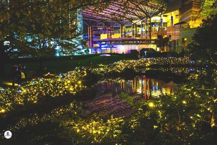 Tokyo Roppongi Hills Garden Illumination