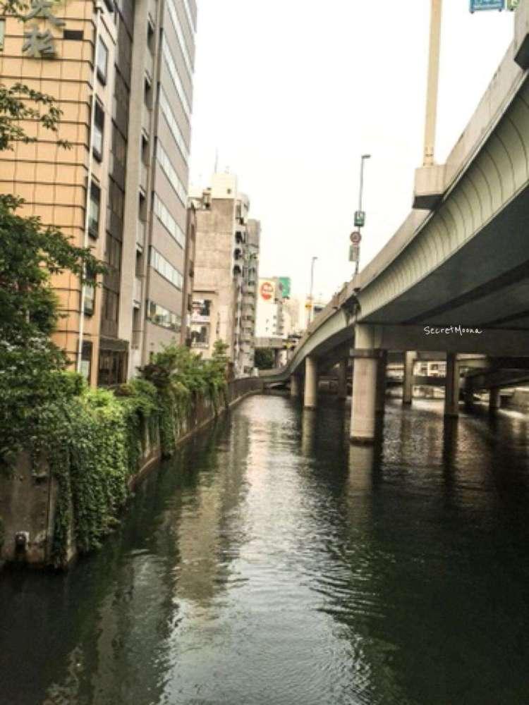 Nihonbashi bridge in Tokyo - Japan