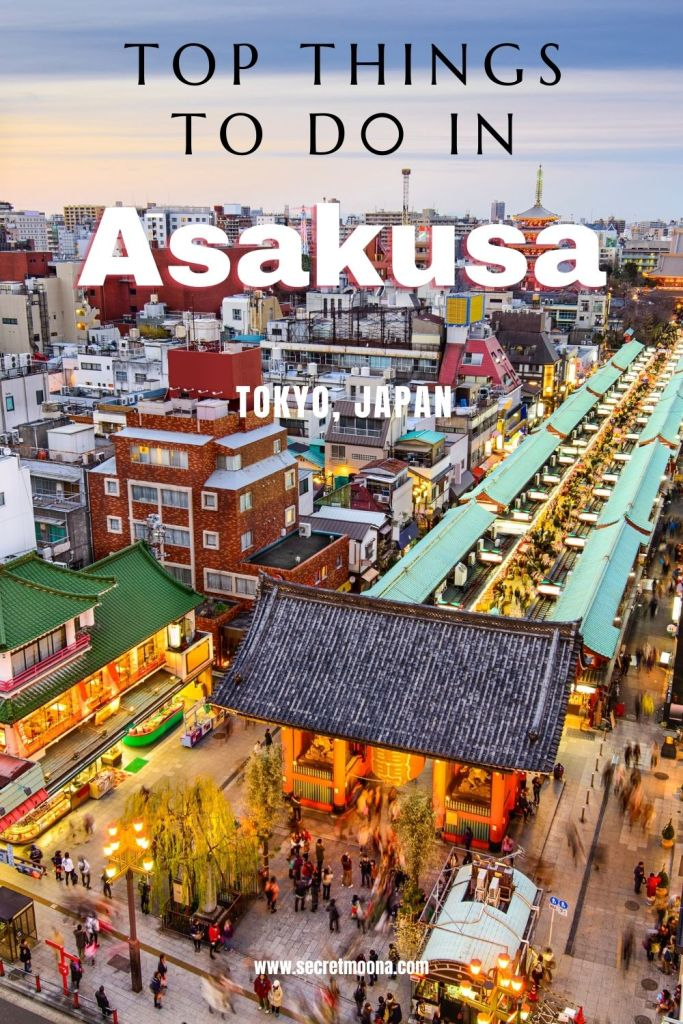 Asakusa is a traditional and old-fashioned district of Tokyo. It's a popular destination and home to Tokyo's oldest temple: Sensoji. With plenty of things to do, Asakusa is a must-visit while in Tokyo