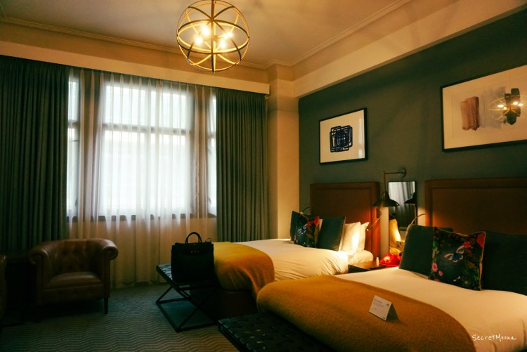 Where to stay in Manchester - Kimpton Clocktower Hotel