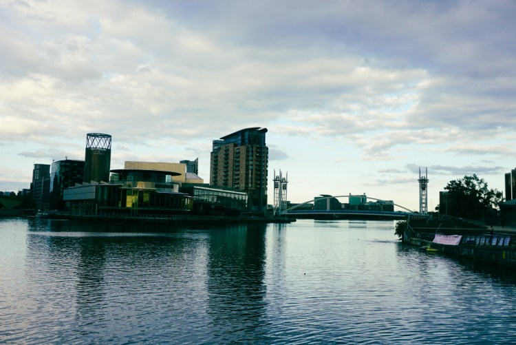 Salford Quays, things to do in Manchester