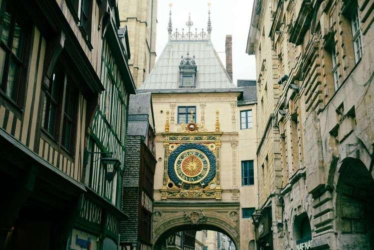 Rouen's Gros-Horloge