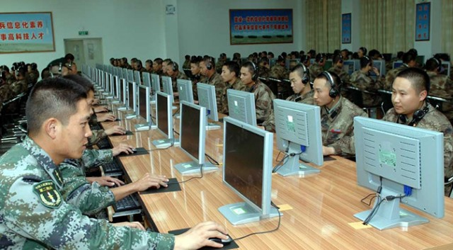 chine-hackers-pirates La Chine et la Russie fusionnent leurs forces militaires dans le plus grand secret