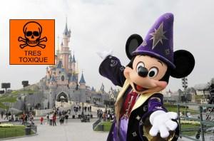 EuroDisney : « Une produit chimique utilisé dans l'attraction phare du Parc d'attraction pourrait causer des difficultés respiratoires  ».