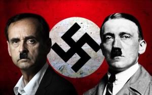 La France doit savoir  : Robert Ménard est le fils incestueux d'Adolf Hitler !