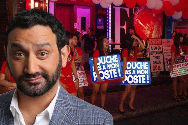 """Cyril Hanouna délocalise """"Touche Pas à Mon Poste"""" en Thaïlande pour fuir le CSA"""