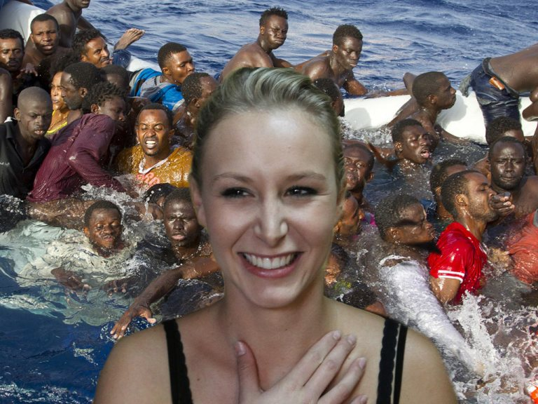 marion-le-pen-migrants SecretNews
