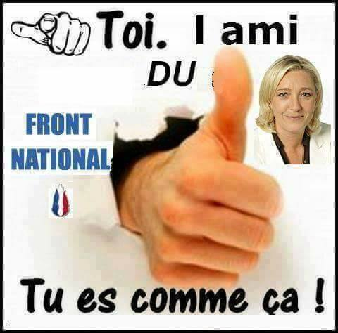 montage-Marine-Le-Pen-07 TOP 50 des plus beaux montages photos de Marine Le Pen : Il y a du talent au FN !