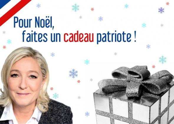 montage-Marine-Le-Pen-19 TOP 50 des plus beaux montages photos de Marine Le Pen : Il y a du talent au FN !