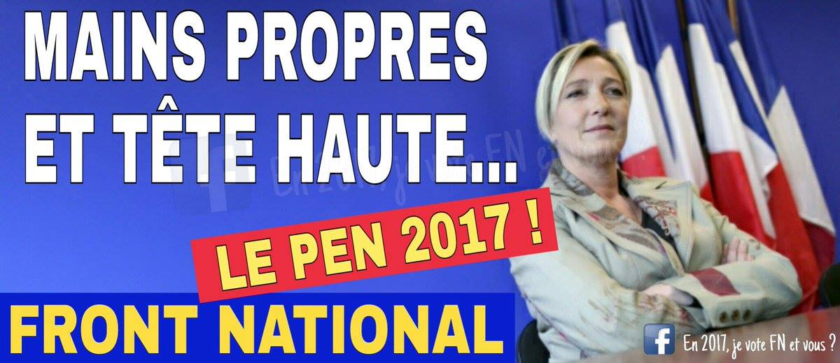 montage-Marine-Le-Pen-25 TOP 50 des plus beaux montages photos de Marine Le Pen : Il y a du talent au FN !