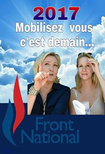 montage-Marine-Le-Pen-39 TOP 50 des plus beaux montages photos de Marine Le Pen : Il y a du talent au FN !