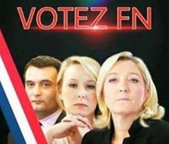 montage-Marine-Le-Pen-40 TOP 50 des plus beaux montages photos de Marine Le Pen : Il y a du talent au FN !