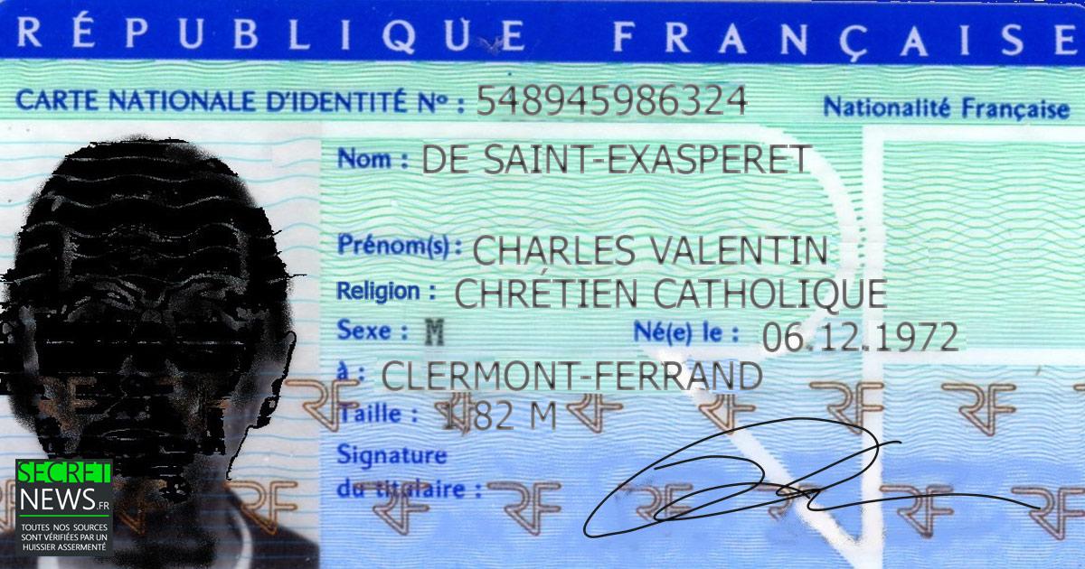 00124 Votre religion bientôt obligatoirement mentionnée sur votre carte d'identité