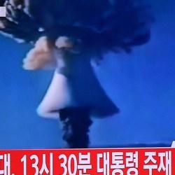 FLASH INFO : Plusieurs bombardements atomiques en Israël -  La Corée du Nord revendique cet acte de guerre