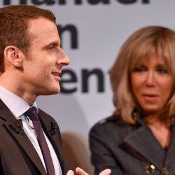 """Françoise Noguès-Macron : """"Manu n'a commencé à marcher qu'à l'âge de 2 ans, alors son slogan me fait rire"""""""