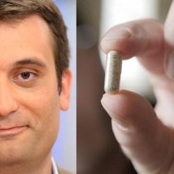 Florian Philippot soigne sa xénophobie grâce au LSD - Témoignage d'un homme qui se bat contre la maladie